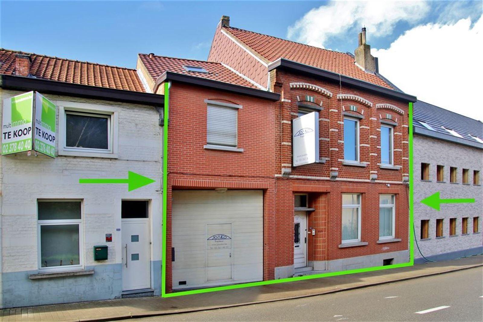 FOTO'S 1 : Handelspand te 1650 BEERSEL (België) - Prijs € 505.000