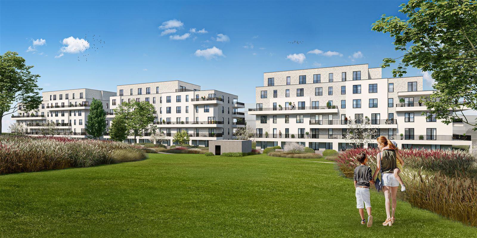 PHOTOS 6 : Appartement à 7090 BRAINE-LE-COMTE (Belgique) - Prix 225.500 €