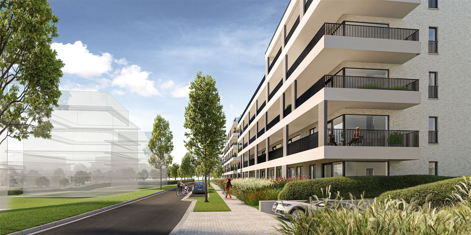 PHOTOS 16 : Appartement à 7090 BRAINE-LE-COMTE (Belgique) - Prix 169.500 €