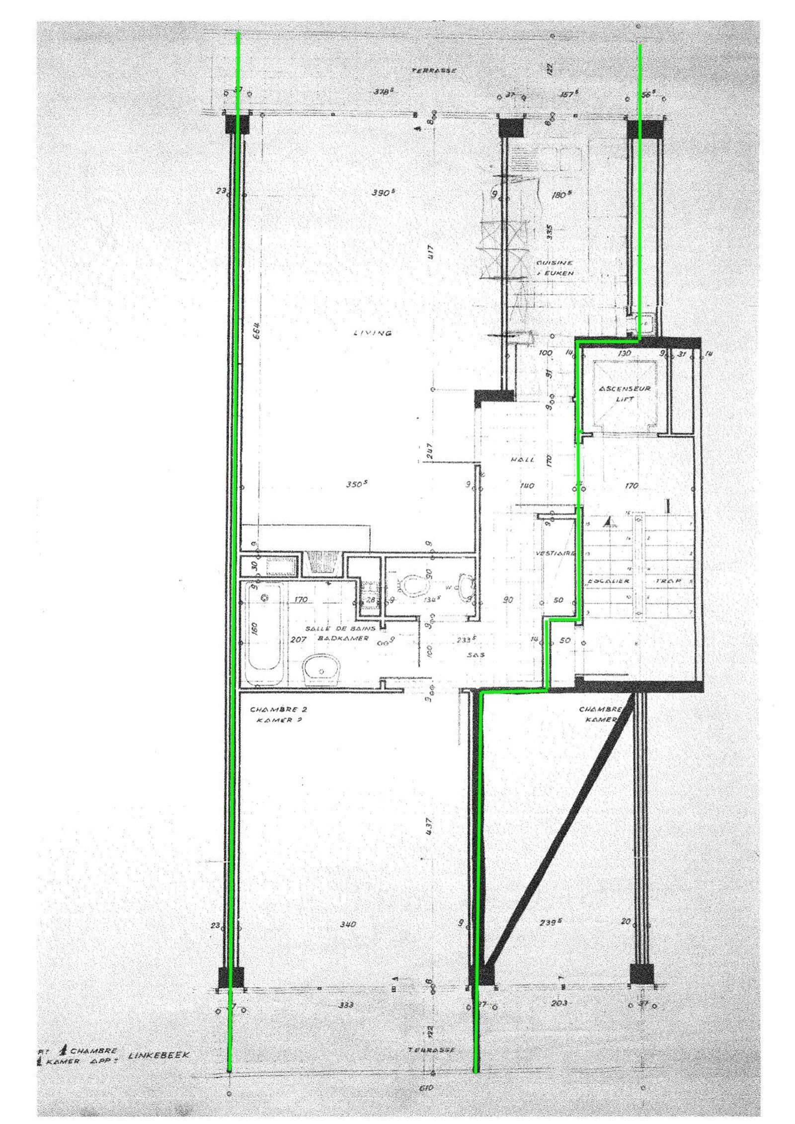 PHOTOS 4 : Appartement à 1630 LINKEBEEK (Belgique) - Prix 194.000 €