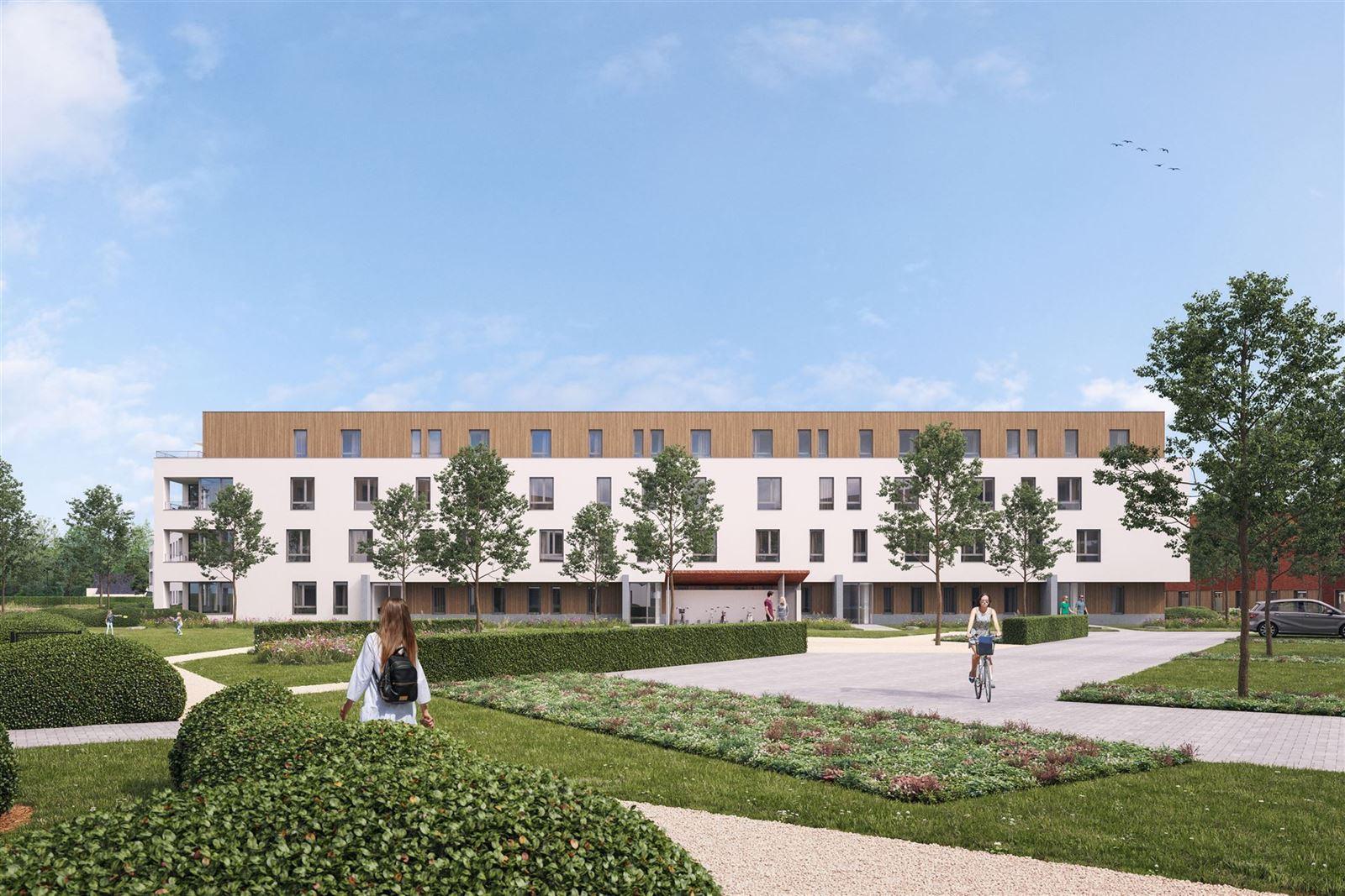 FOTO'S 1 : Appartement te 7800 ATH (België) - Prijs € 185.500