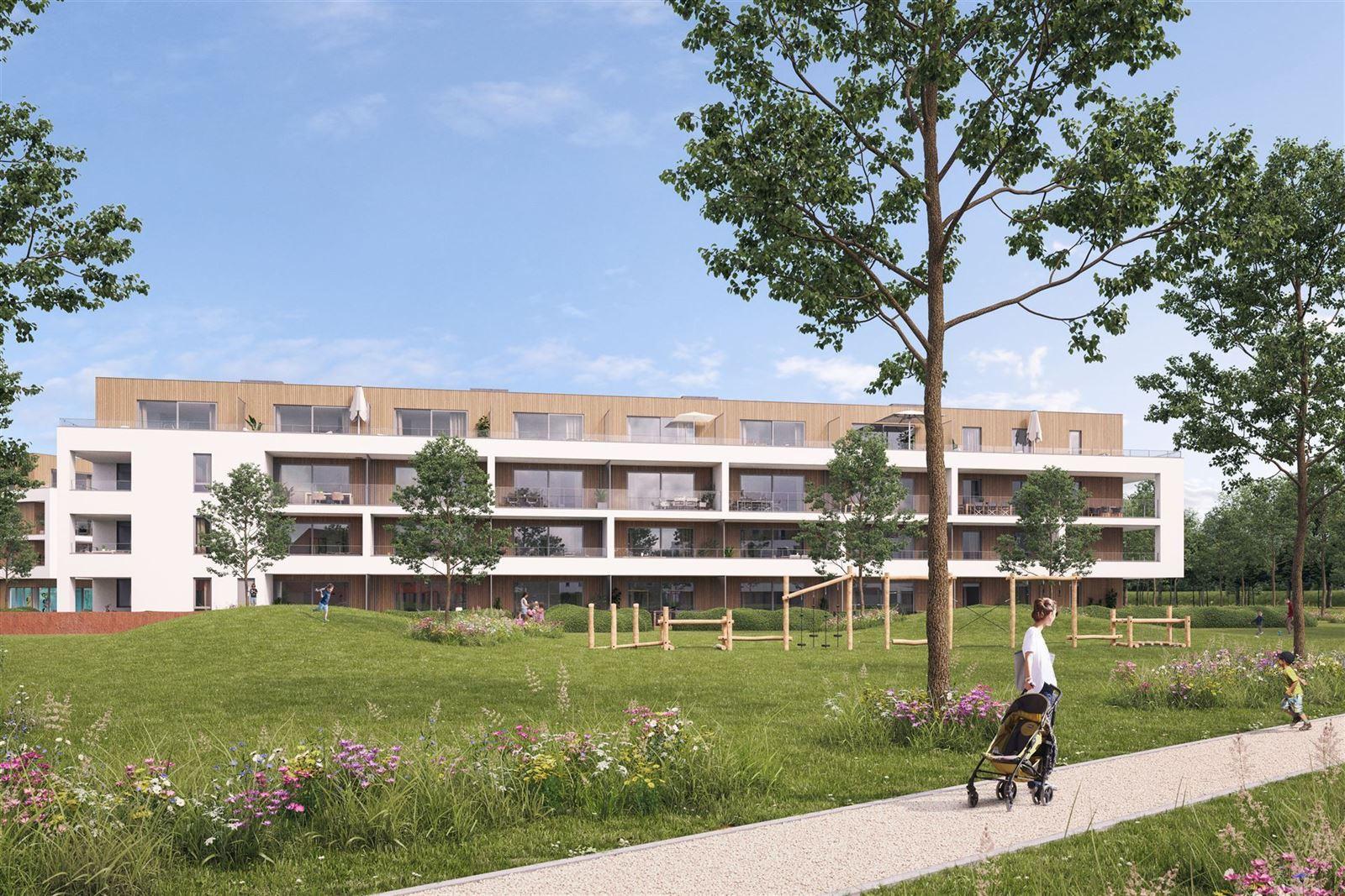 FOTO'S 4 : Appartement te 7800 ATH (België) - Prijs € 218.500