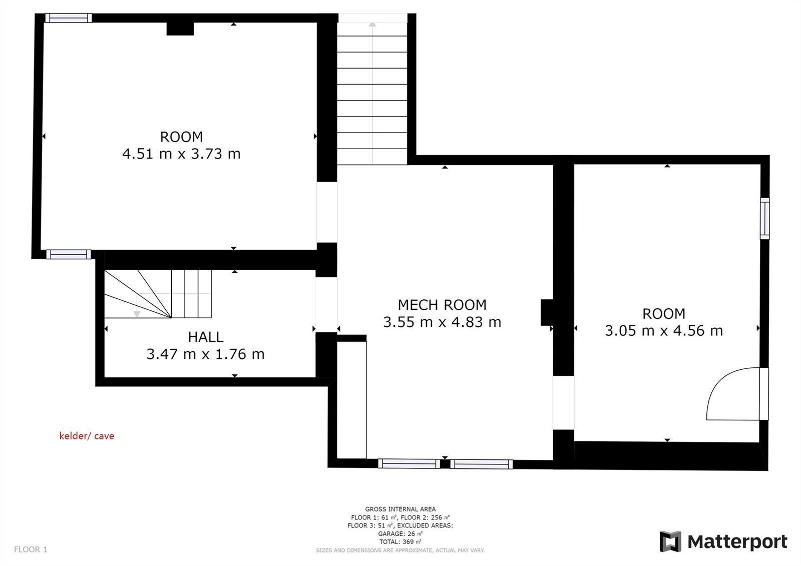 FOTO'S 30 : Appartementsgebouw te 1650 BEERSEL (België) - Prijs € 535.000