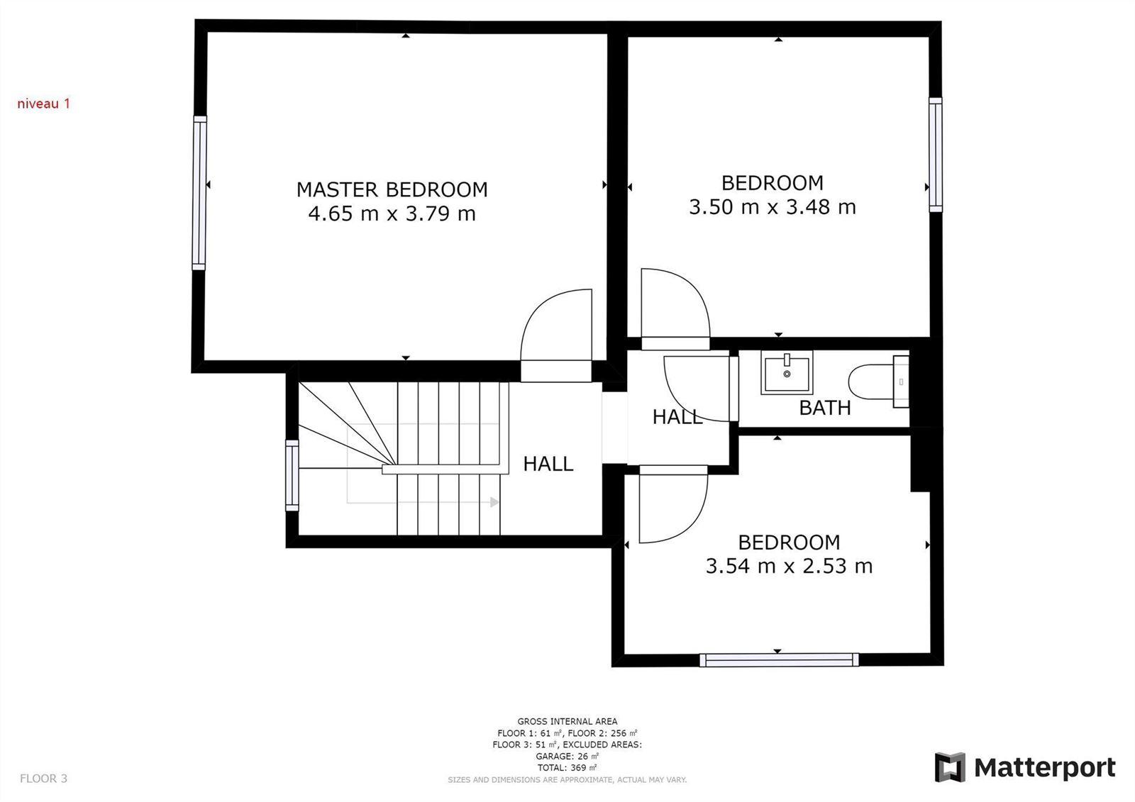 FOTO'S 12 : Appartementsgebouw te 1650 BEERSEL (België) - Prijs € 535.000