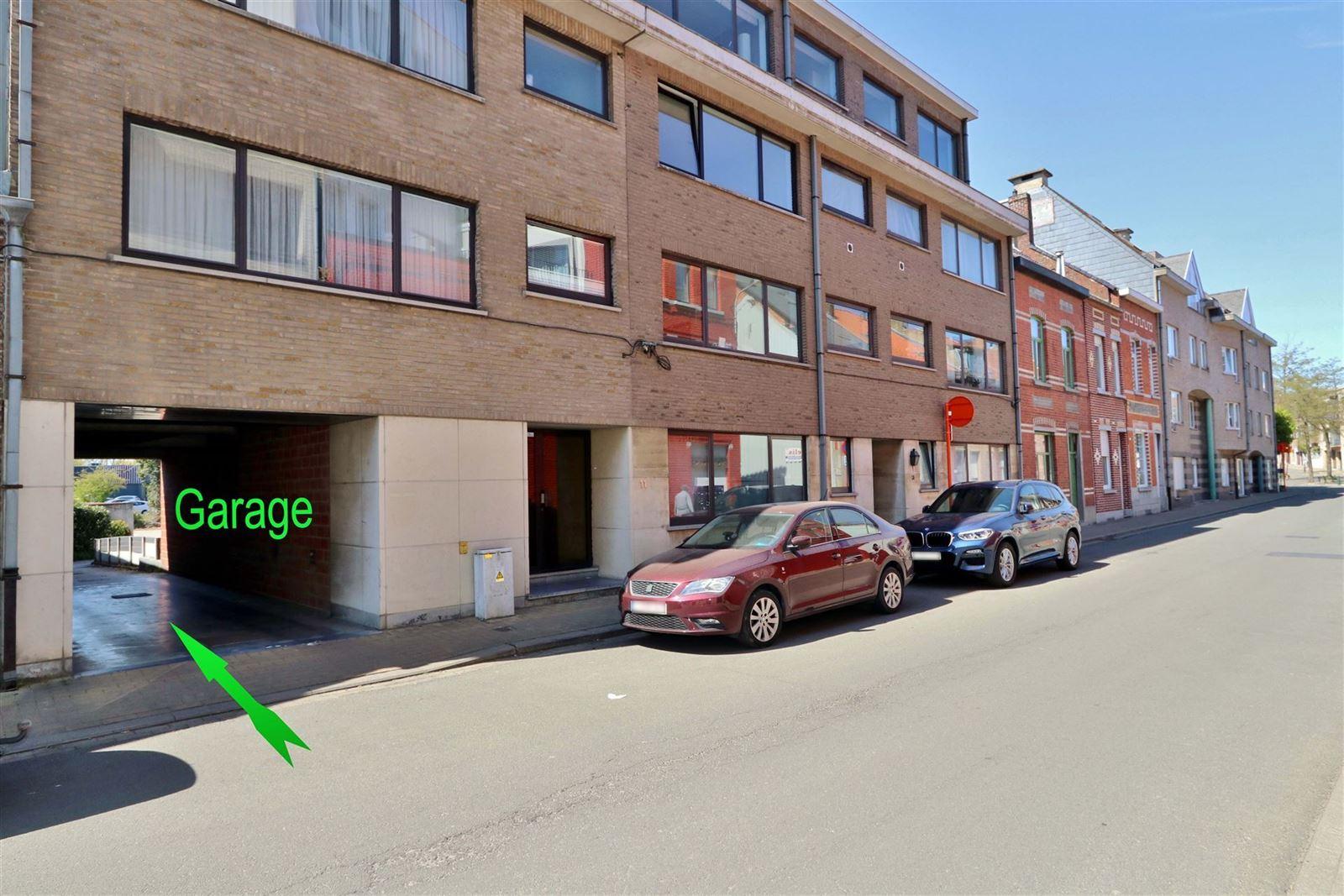 FOTO'S 9 : Appartement te 1500 HALLE (België) - Prijs € 830