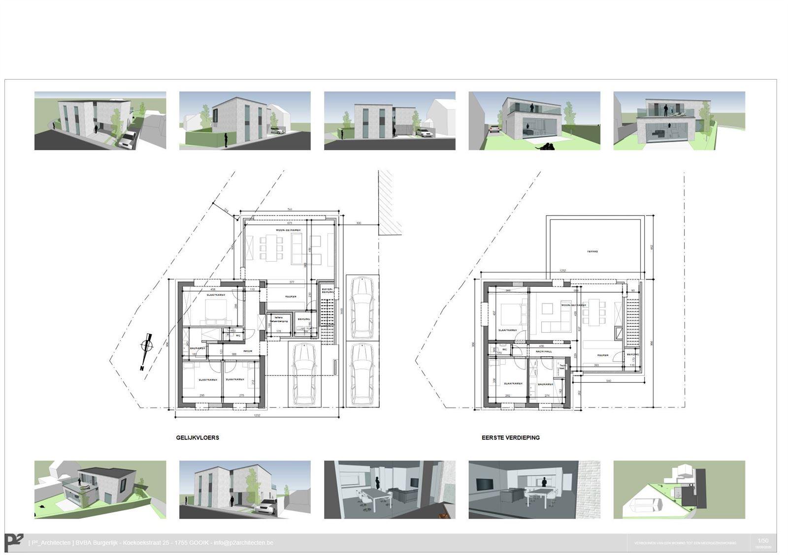 FOTO'S 3 : Appartement te 1755 OETINGEN (België) - Prijs € 289.000