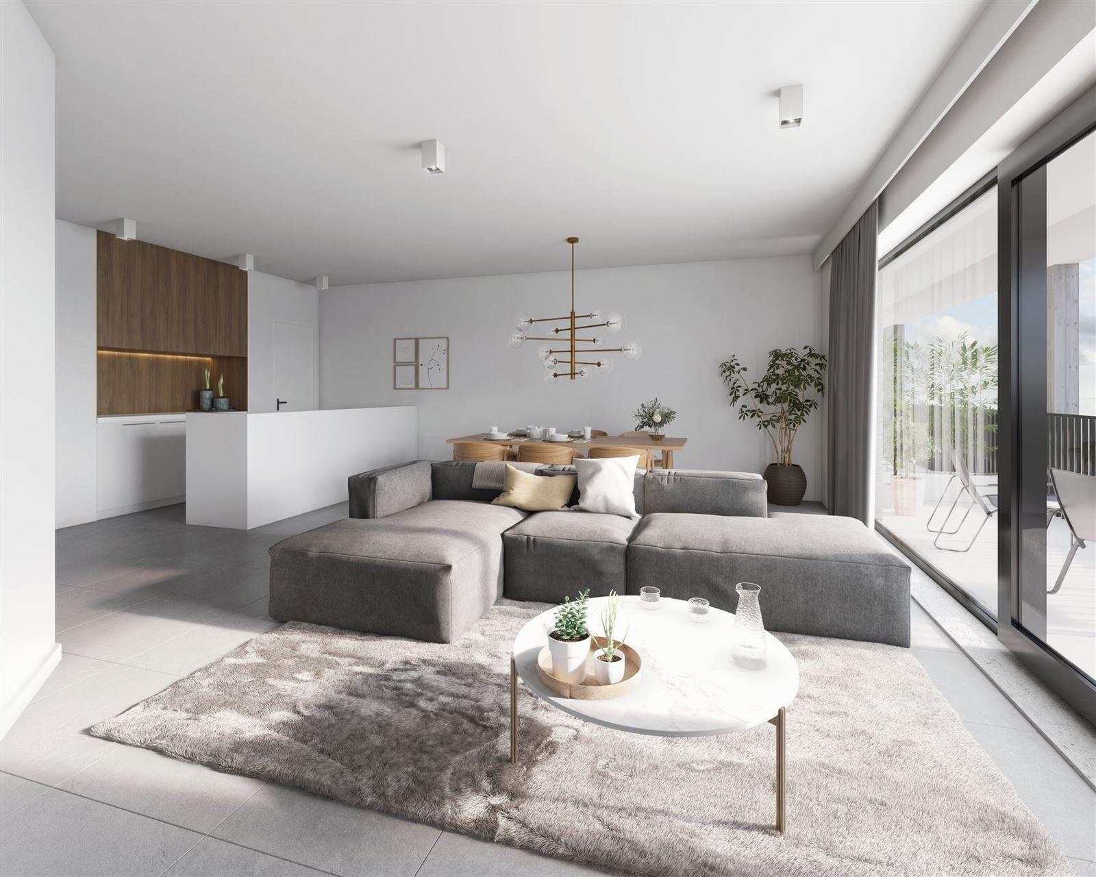 FOTO'S 9 : Appartement te 7090 BRAINE-LE-COMTE (België) - Prijs € 213.900