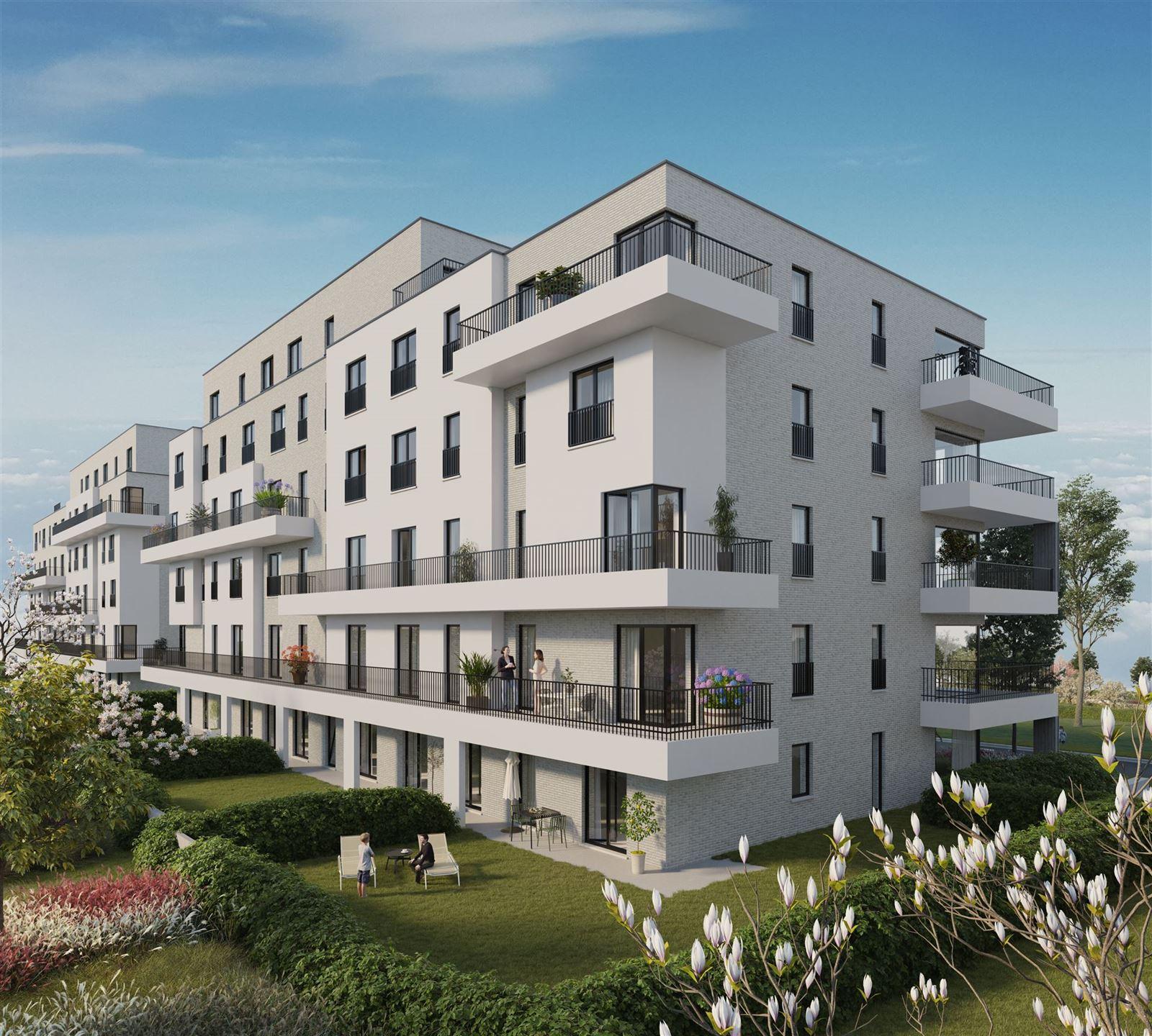 FOTO'S 8 : Appartement te 7090 BRAINE-LE-COMTE (België) - Prijs € 213.900
