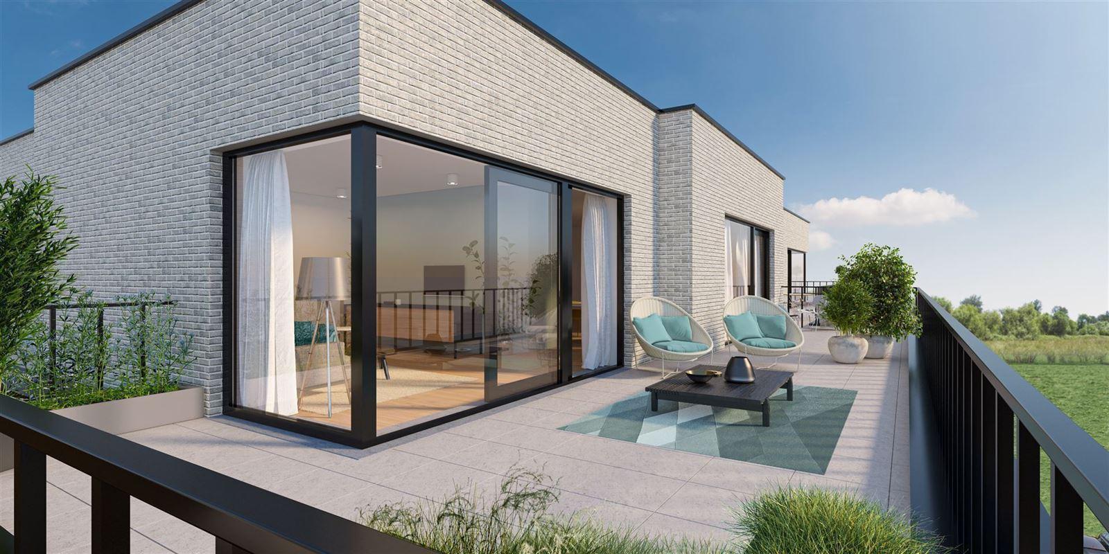 FOTO'S 10 : Appartement te 7090 BRAINE-LE-COMTE (België) - Prijs € 212.900