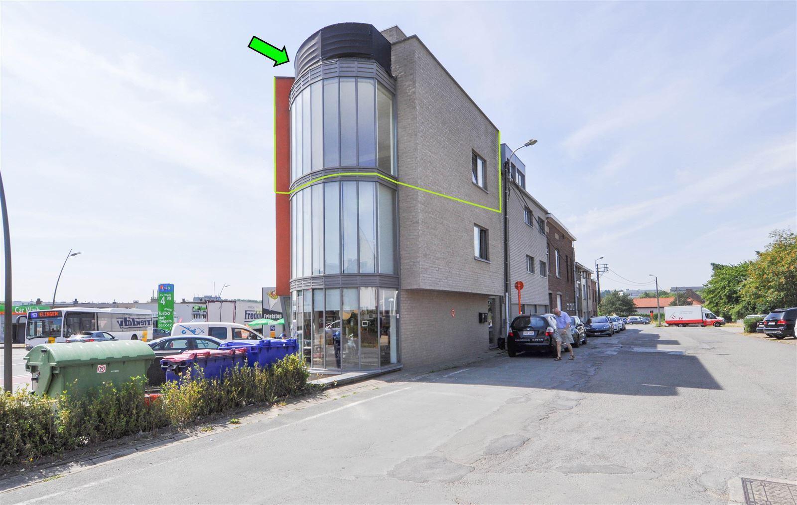 FOTO'S 20 : Appartement te 1500 HALLE (België) - Prijs € 850