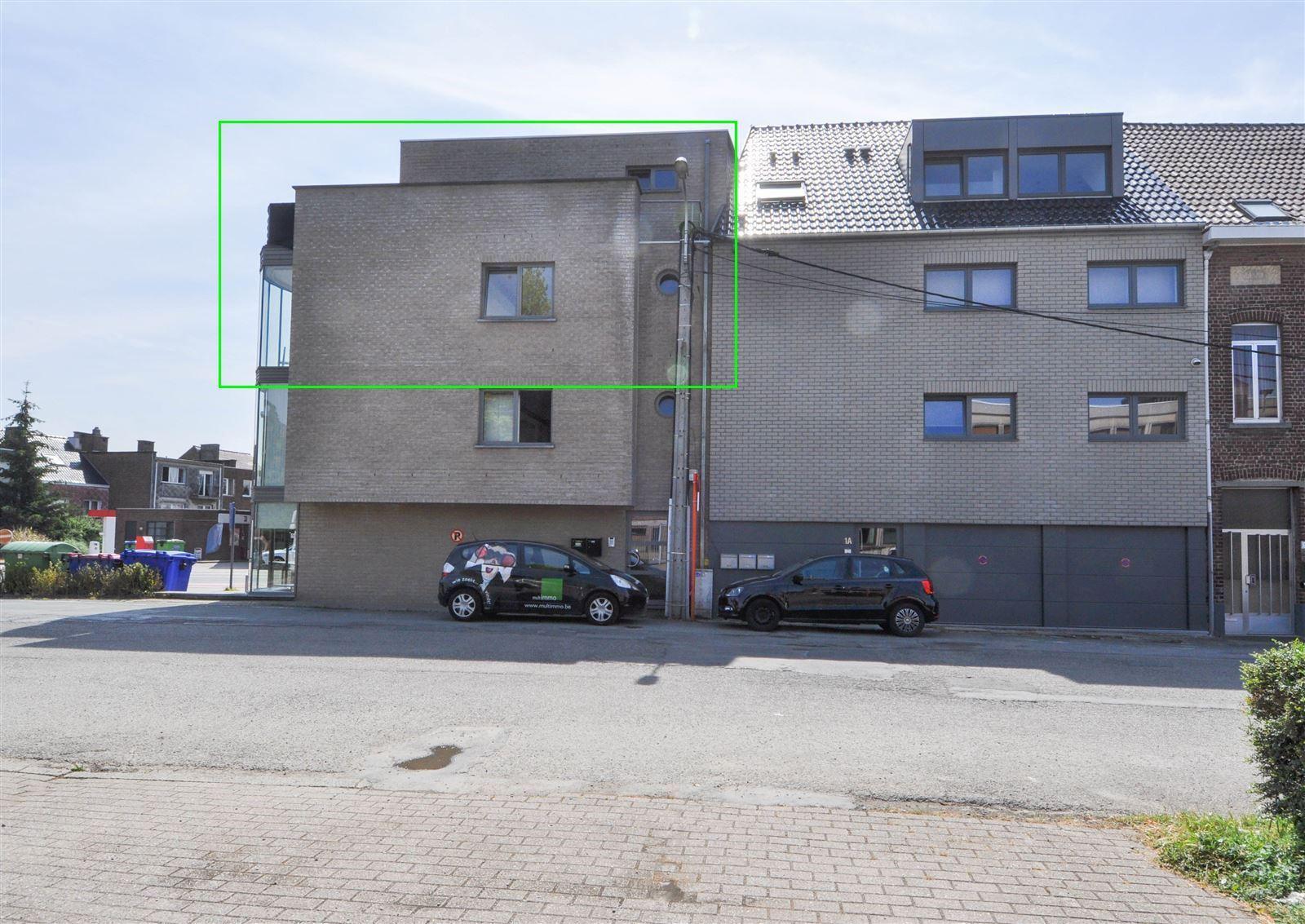 FOTO'S 19 : Appartement te 1500 HALLE (België) - Prijs € 850