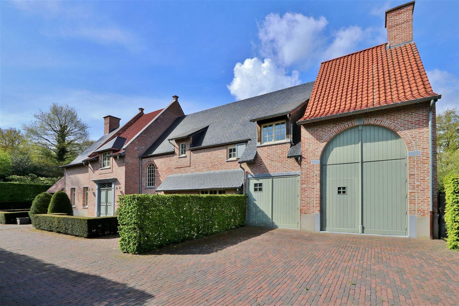 PHOTOS 1 : Maison à 1640 RHODE-SAINT-GENESE (Belgique) - Prix 1.500.000 €