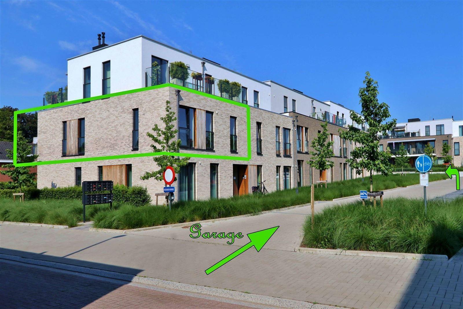 FOTO'S 11 : Appartement te 1500 HALLE (België) - Prijs € 850