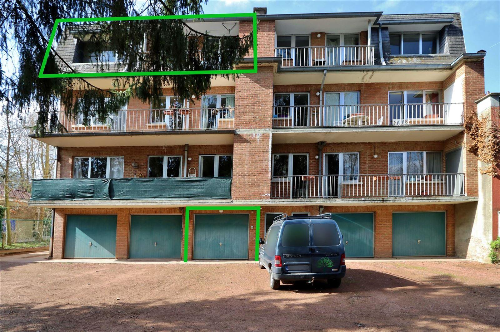 FOTO'S 2 : Appartement te 1630 LINKEBEEK (België) - Prijs € 278.000