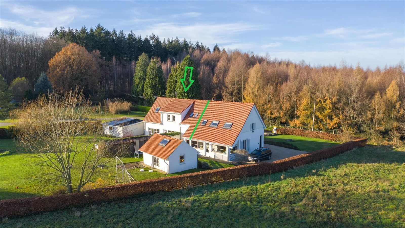 FOTO'S 3 : Woning te 1650 BEERSEL (België) - Prijs € 540.000