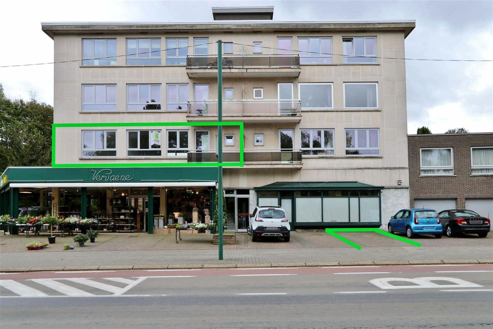 FOTO'S 1 : Appartement te 1640 SINT-GENESIUS-RODE (België) - Prijs € 930