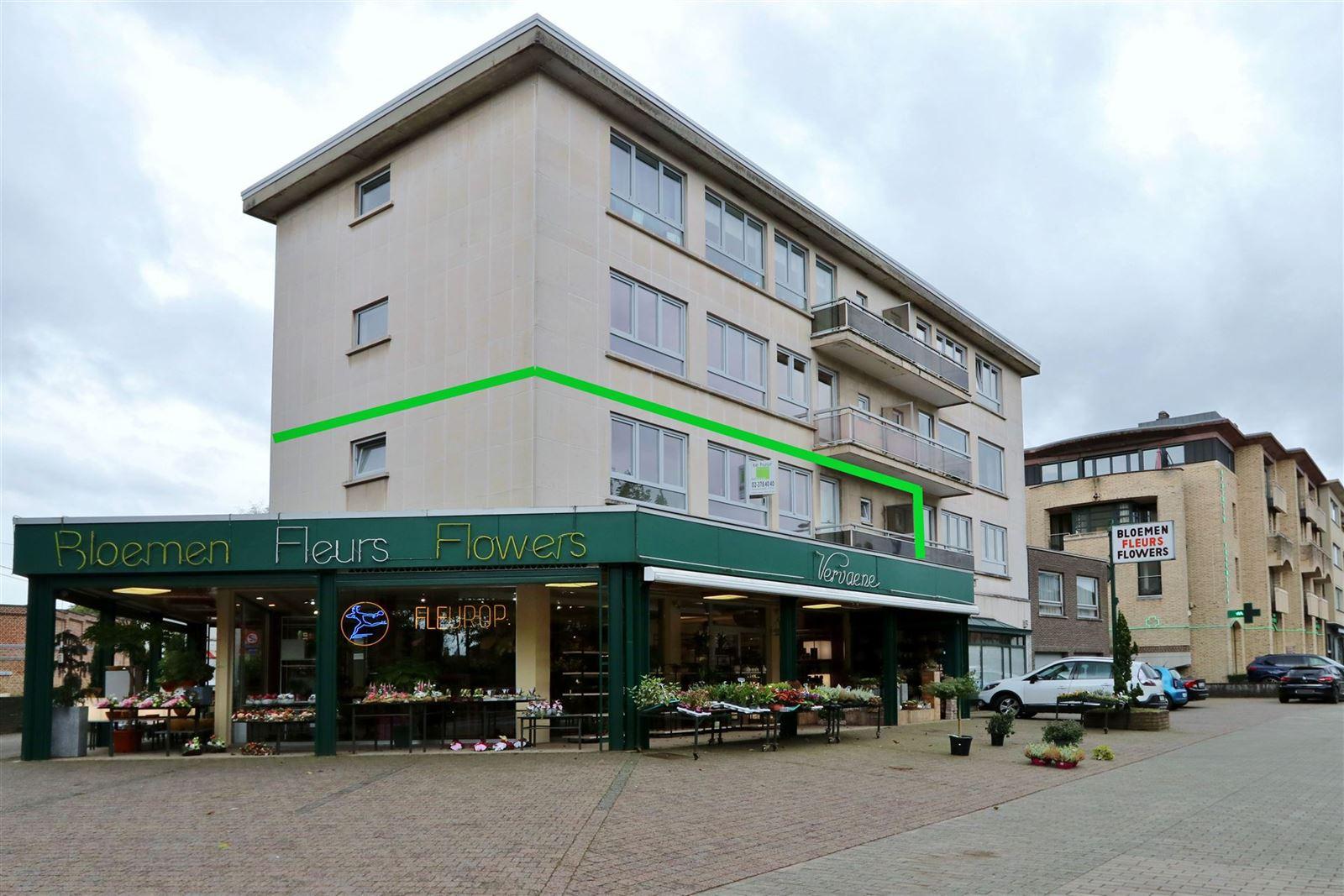 FOTO'S 2 : Appartement te 1640 SINT-GENESIUS-RODE (België) - Prijs € 930