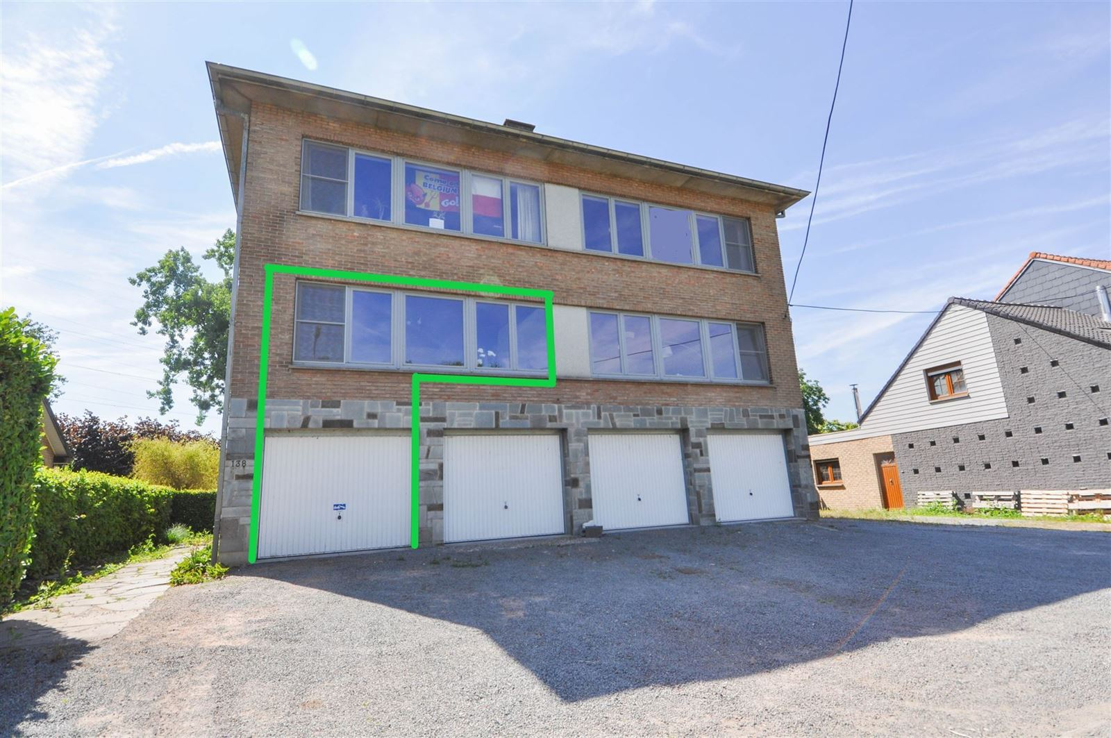 FOTO'S 1 : Appartement te 1651 LOT (België) - Prijs € 245.000