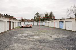 Parking/Boxe de garage à 7012 FLÉNU (Belgique) - Prix
