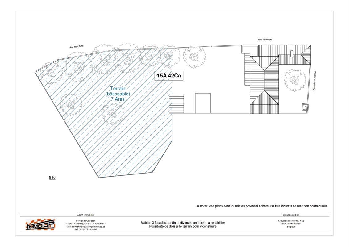 Image 32 : Maison à 7500 TOURNAI (Belgique) - Prix 280.000 €