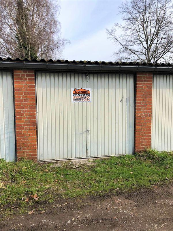 Image 2 : Parking/Boxe de garage à 7033 CUESMES (Belgique) - Prix 15.000 €