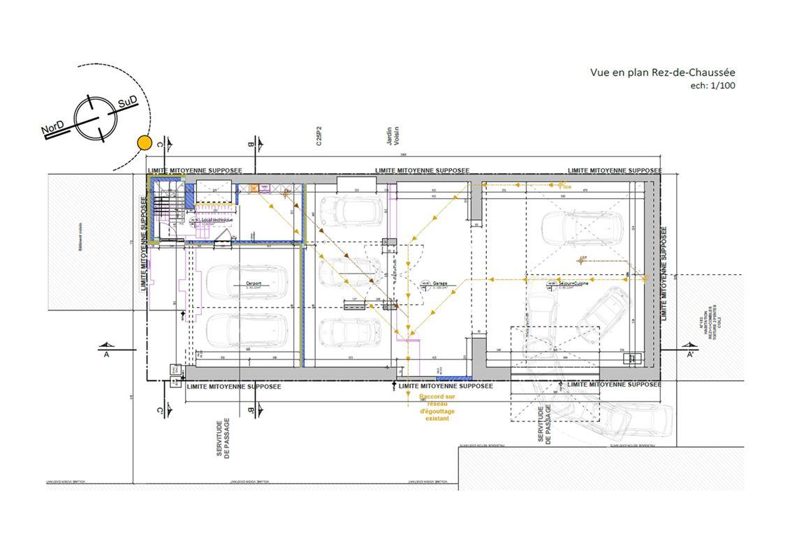 Image 4 : Maison à 7020 NIMY (Belgique) - Prix 185.000 €