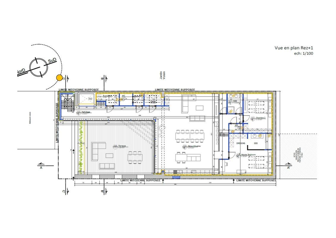 Image 5 : Maison à 7020 NIMY (Belgique) - Prix 185.000 €