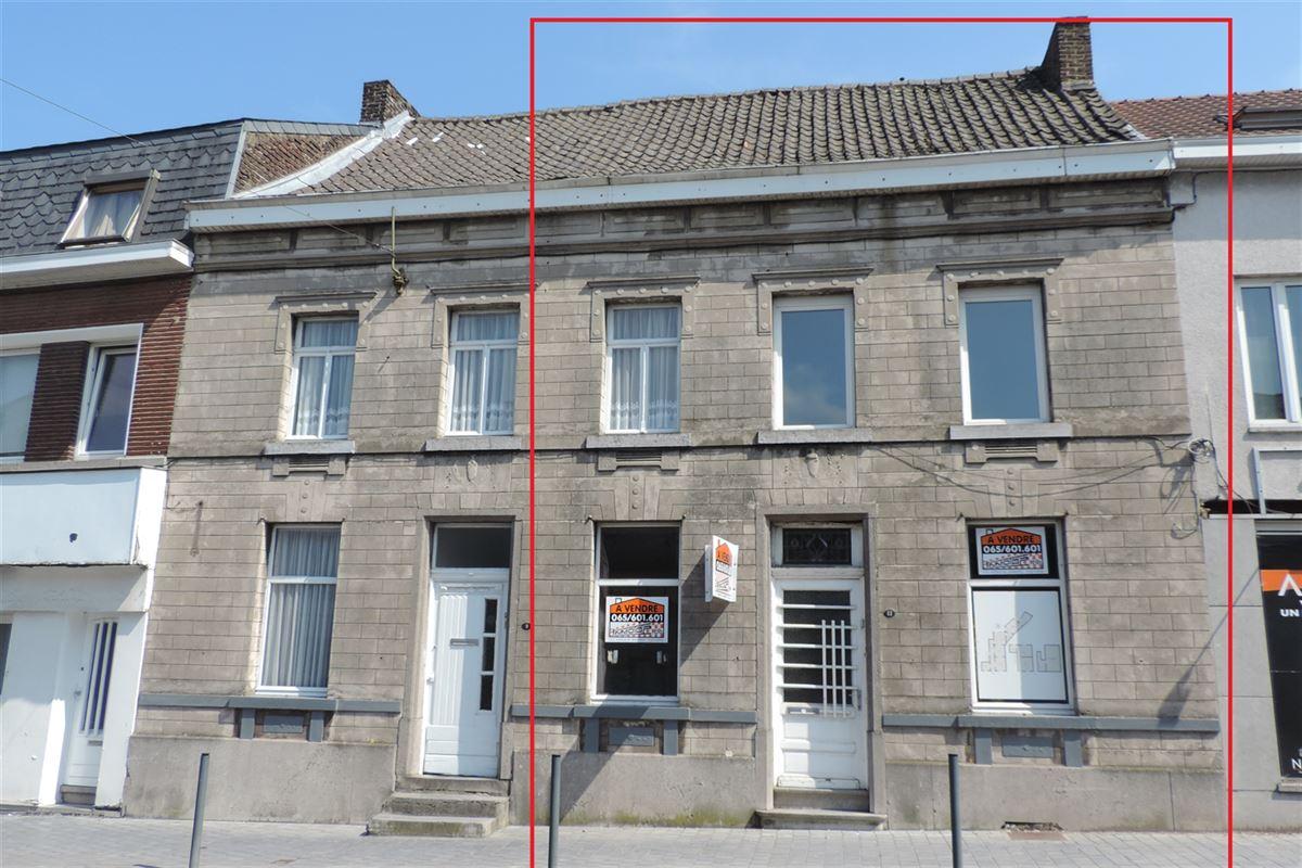 Image 1 : Maison à 7080 FRAMERIES (Belgique) - Prix 95.000 €