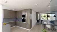 Foto 3 : Nieuwbouw Residentie Overhamme te AALST (9300) - Prijs € 396.700