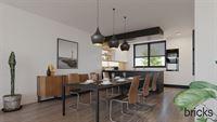 Foto 10 : Nieuwbouw Residentie Overhamme te AALST (9300) - Prijs