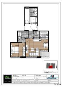 Foto 11 : Nieuwbouw Residentie North 160 te DENDERMONDE (9200) - Prijs