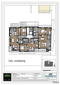Foto 16 : Nieuwbouw Residentie North 160 te DENDERMONDE (9200) - Prijs