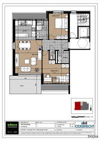 Foto 13 : Nieuwbouw Residentie North 160 te DENDERMONDE (9200) - Prijs