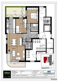 Foto 5 : Nieuwbouw Residentie North 160 te DENDERMONDE (9200) - Prijs