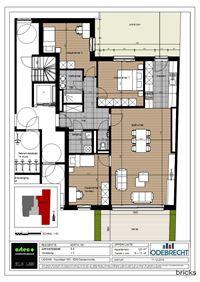 Foto 6 : Nieuwbouw Residentie North 160 te DENDERMONDE (9200) - Prijs
