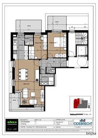 Foto 7 : Nieuwbouw Residentie North 160 te DENDERMONDE (9200) - Prijs