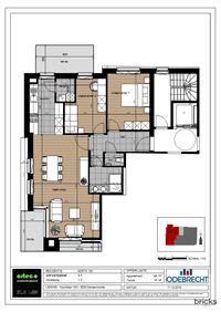 Foto 10 : Nieuwbouw Residentie North 160 te DENDERMONDE (9200) - Prijs