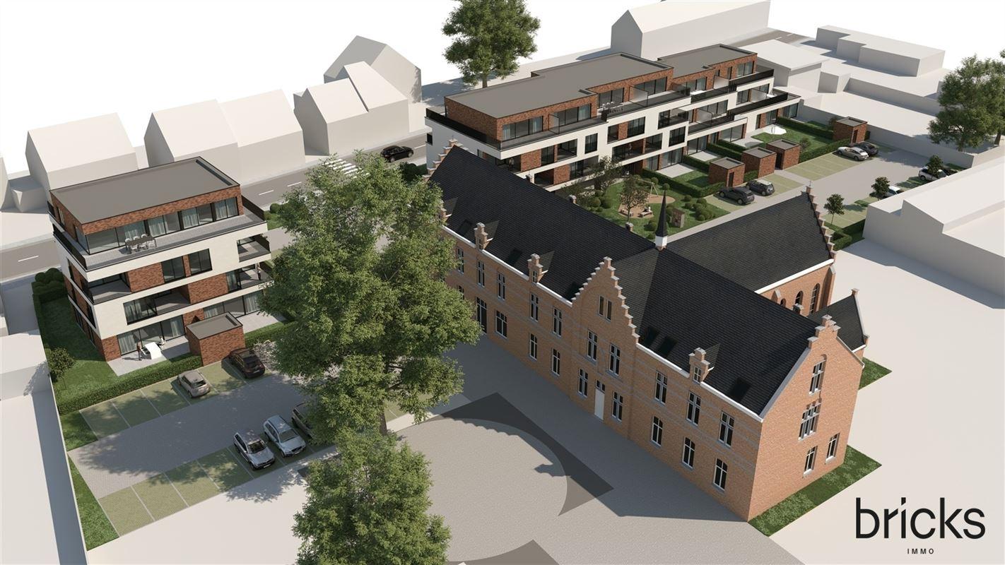 Foto 5 : Nieuwbouw appartement te 9260 WICHELEN (België) - Prijs € 285.000