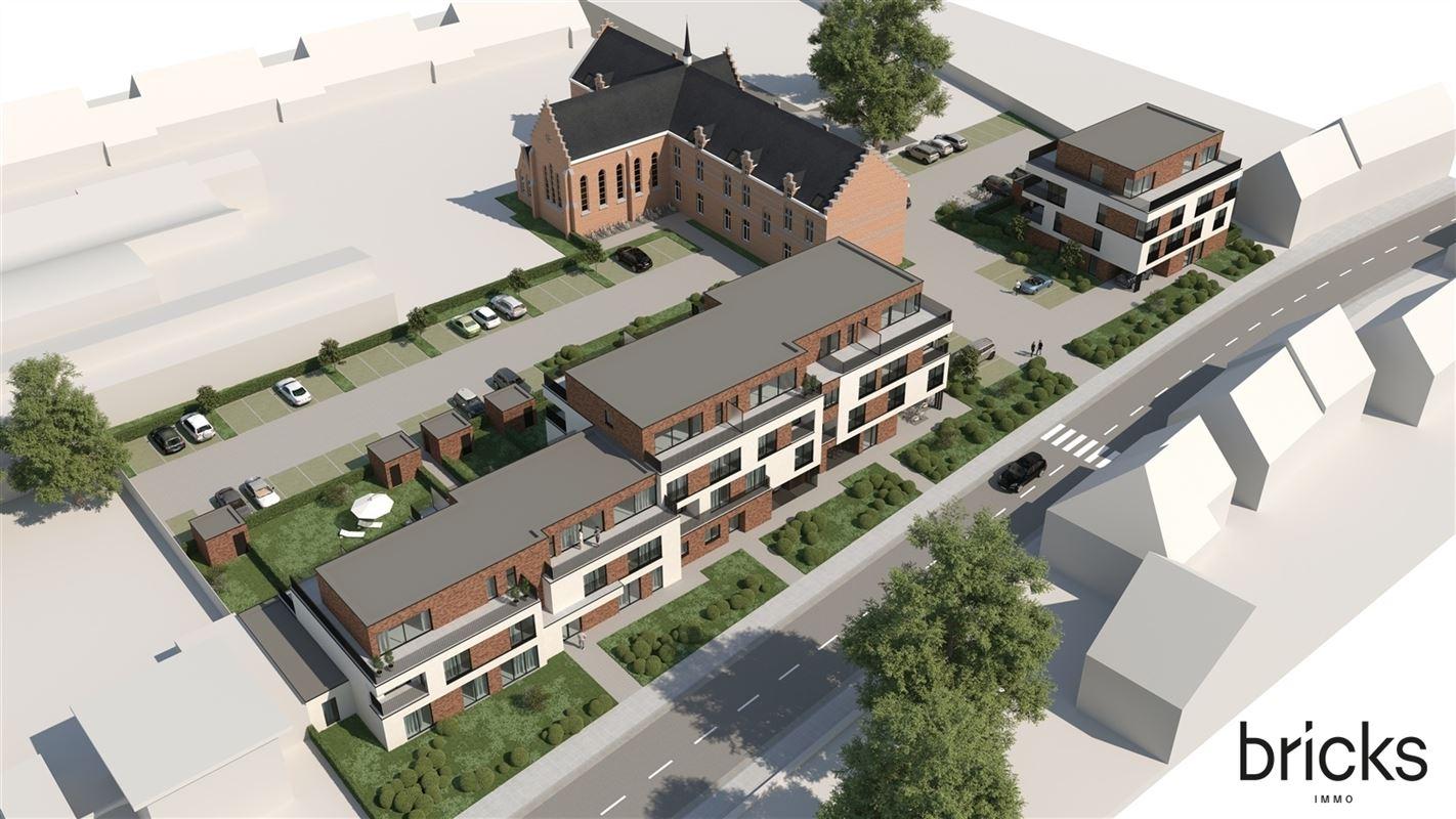 Foto 4 : Nieuwbouw appartement te 9260 WICHELEN (België) - Prijs € 285.000