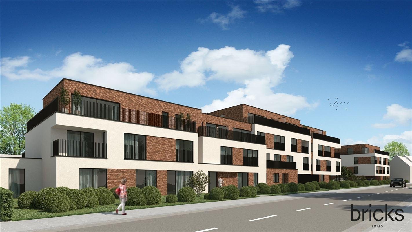 Foto 3 : Nieuwbouw appartement te 9260 WICHELEN (België) - Prijs € 285.000