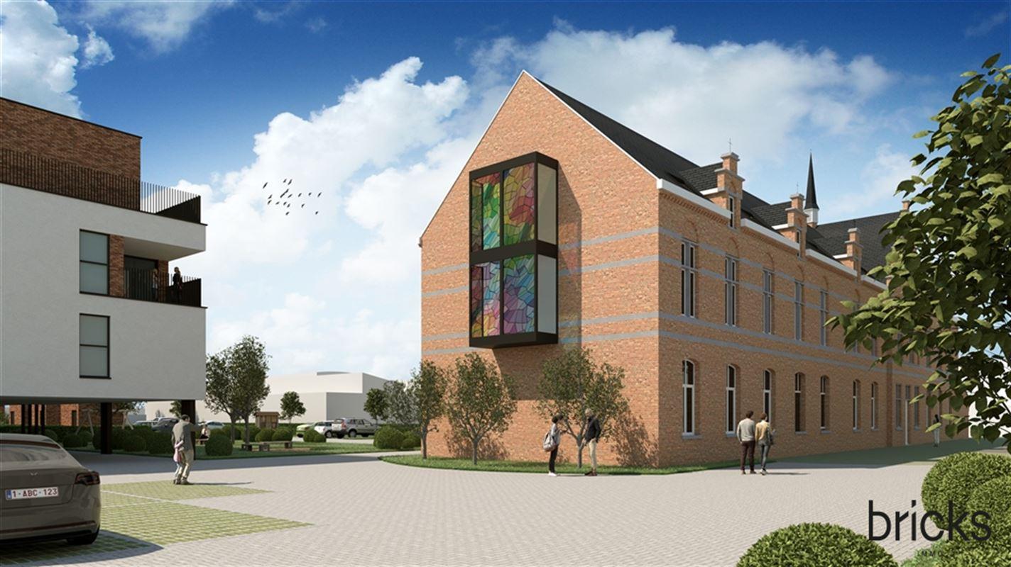 Nieuwbouw : Assistentieflats 't Oud Klooster te WICHELEN (9260) - Prijs