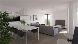 Nieuwbouw appartement te 9260 WICHELEN (België) - Prijs