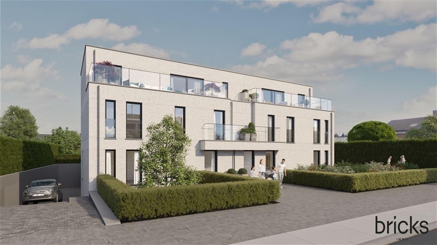 Foto 2 : Nieuwbouw appartement te 9300 AALST (België) - Prijs € 239.500