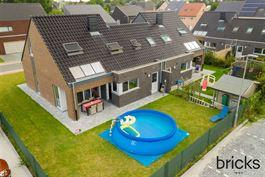 Driegevelwoning te 9620 ZOTTEGEM (België) - Prijs