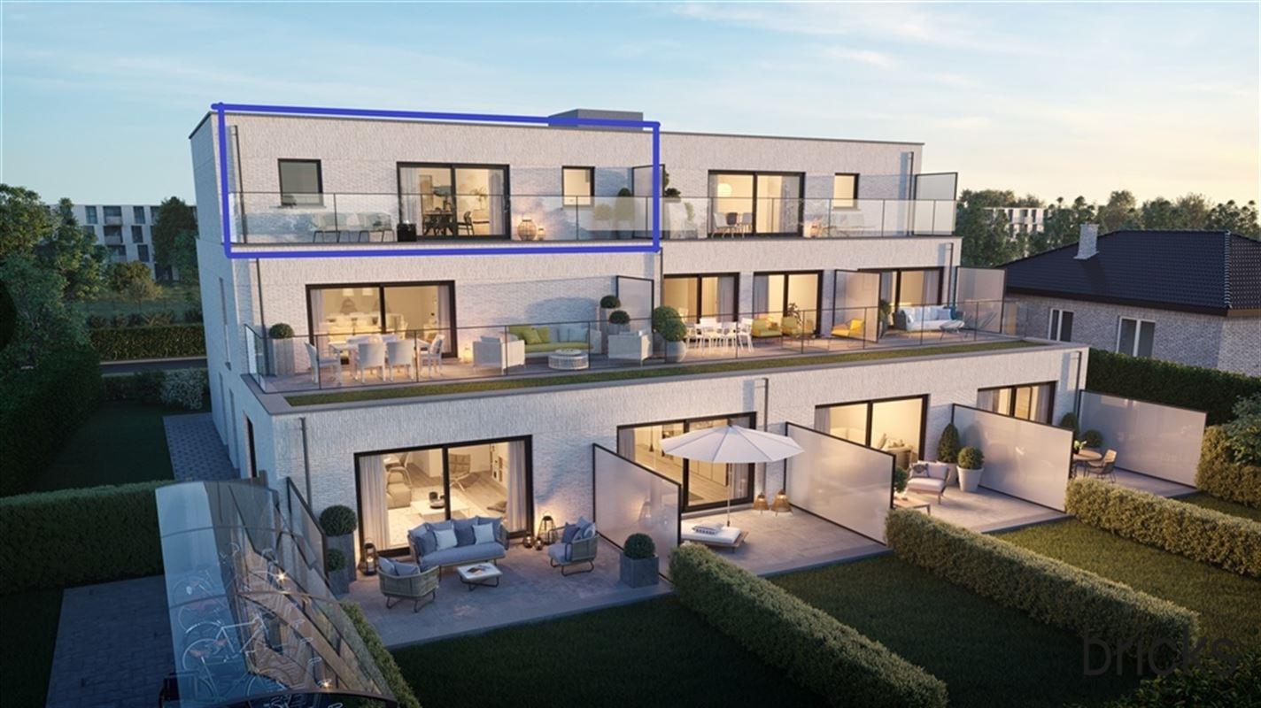 Foto 4 : Nieuwbouw appartement te 9300 AALST (België) - Prijs € 239.500