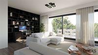 Foto 2 : Nieuwbouw Residentie Bosrand te AALST (9300) - Prijs Van € 362.350 tot € 413.620