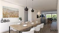 Foto 3 : Nieuwbouw Residentie Bosrand te AALST (9300) - Prijs Van € 362.350 tot € 411.870
