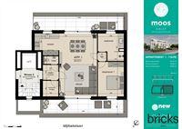 Foto 5 : Nieuwbouw appartement te 9300 AALST (België) - Prijs € 239.500
