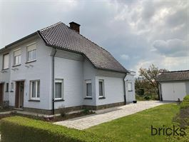 Driegevelwoning te 9470 DENDERLEEUW (België) - Prijs € 325.000
