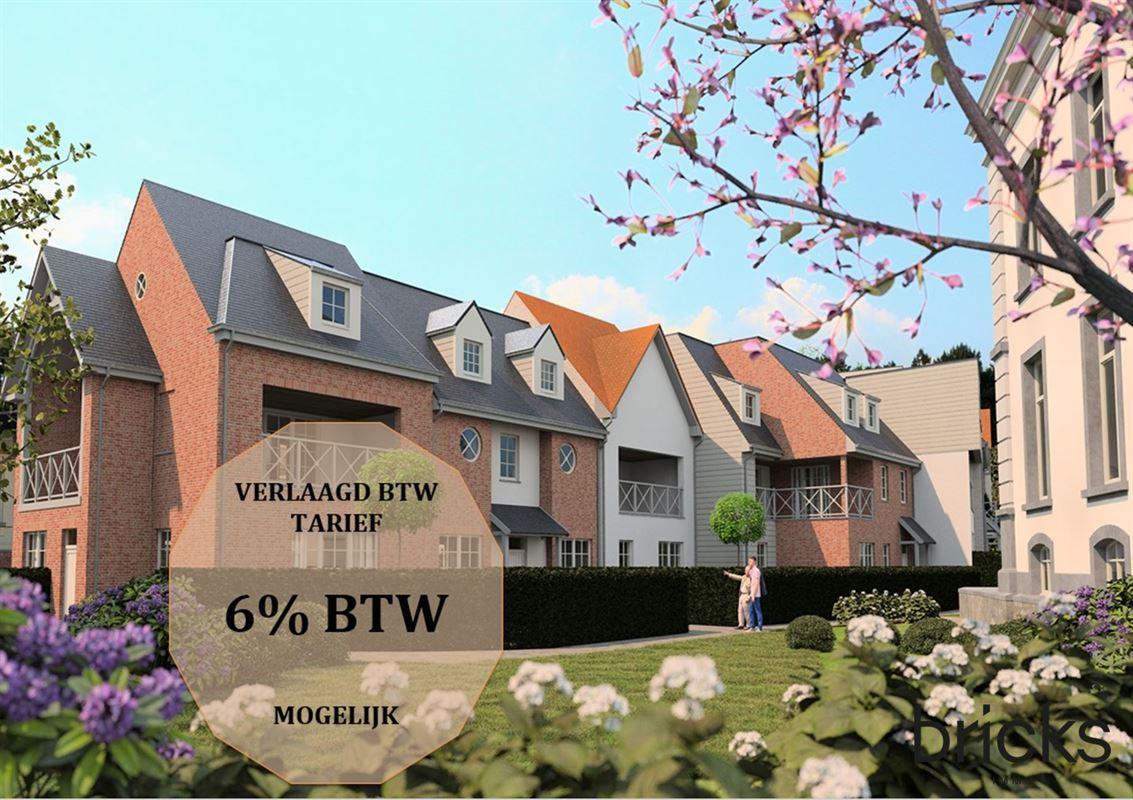 Nieuwbouw : Residentie Belvédère te ASSE (1730) - Prijs Van € 390.000 tot € 490.000